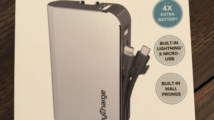 HubPlus Battery Charger From myCharge is Perfect for Everyone! @myChargePower #ad