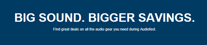 Magnolia's March AudioFest @BestBuy Means A Month of Deals For You! @magnoliaav #ad