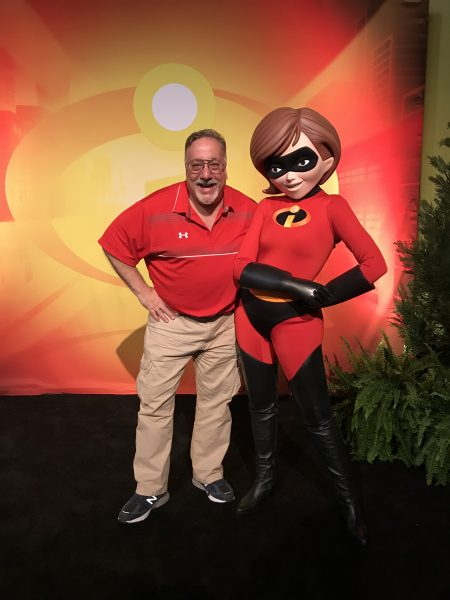 Disney Characters, Incredibles 2