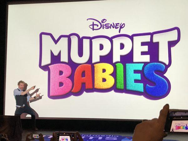Talking Muppet Babies With Creator Tom Warburton! Premieres March 23rd! @DisneyChannelPR @misterwarburton #Disneysmmc #MuppetBabies #Muppets @TheMuppets