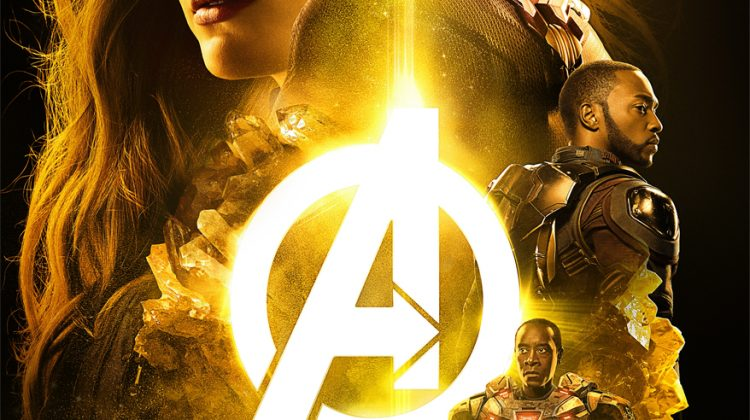 Marvel's Infinity War Posters! w/Linky! @MarvelStudios #InfinityWarEvent! #InfinityWar #Marvel