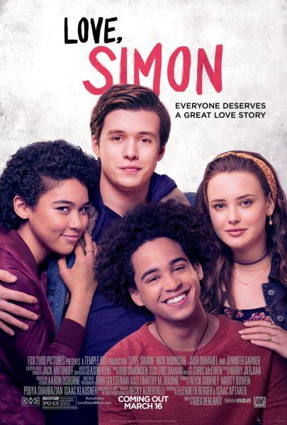 Giveaway - Love, Simon Movie Prize Pack! Five Winners! @LoveSimonMovie #LoveSimon
