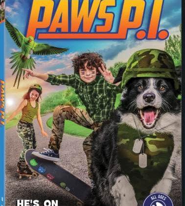 Giveaway – Paws P.I. On DVD, Digital & On Demand May 29! @Lionsgateathome #PawsPI