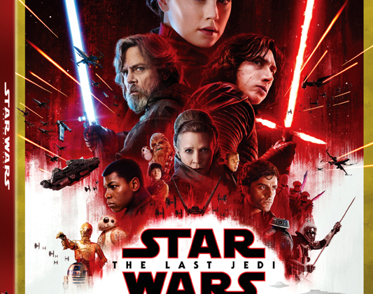Star Wars: The Last Jedi, Out Tuesday, March 27 & On Digital NOW! @StarWars #TheLastJedi #StarWars #ad