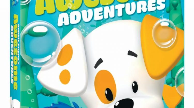 Giveaway – @NickelodeonDVD's Bubble Guppies: Bubble Puppy's Awesome Adventures DVD!