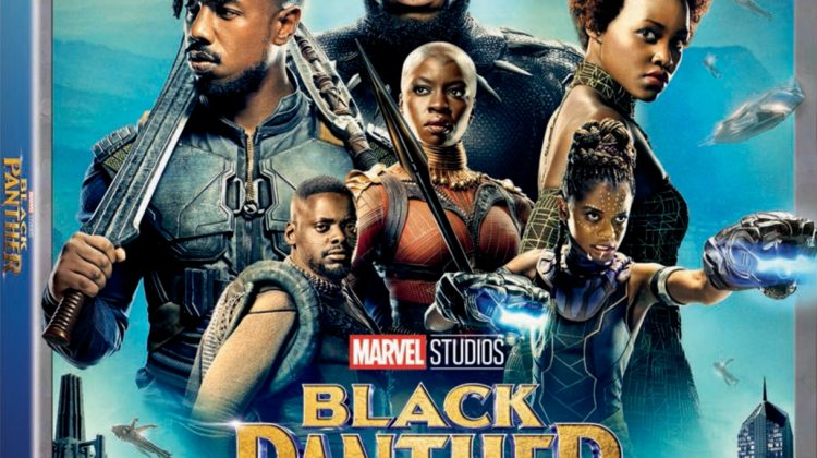 "Own The ""Black Panther"" Movie Next Month! @BlackPanther #BlackPanther @MarvelStudios #Marvel"
