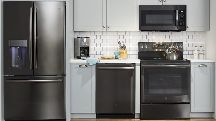 The Major Appliances GE Premium Finish Sales Event @BestBuy Is On! @GE_Appliances #ad