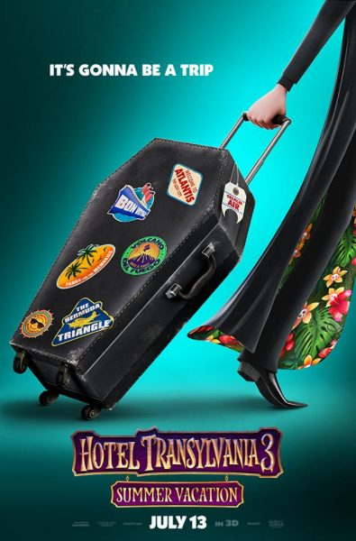 """Hotel Transylvania 3: Summer Vacation"" is Hilarious! @HotelT #HotelT3"