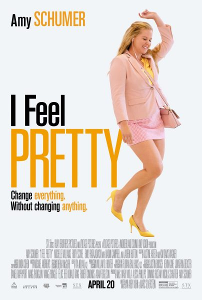 "Giveaway - ""I Feel Pretty"" Movie Prize Packs! Starring Amy Schumer! Five Winners! #FeelPretty @IFeelPretty"