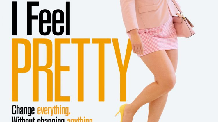 "Giveaway – ""I Feel Pretty"" Movie Prize Packs! Starring Amy Schumer! Five Winners! #FeelPretty @IFeelPretty"