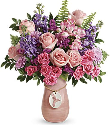 Giveaway- Mother's Day From Teleflora With A $75 Gift Code! @Teleflora #Teleflora #LoveOutLoud