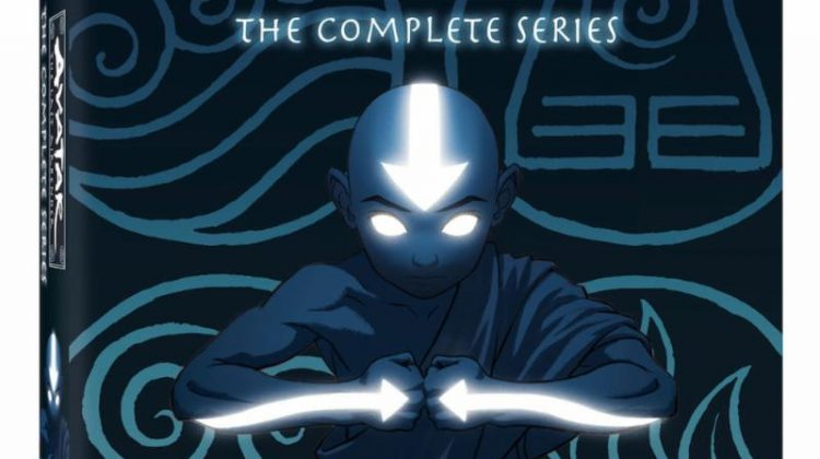 Giveaway – @NickelodeonDVD's Avatar – The Last Airbender: The Complete Series Blu-ray!
