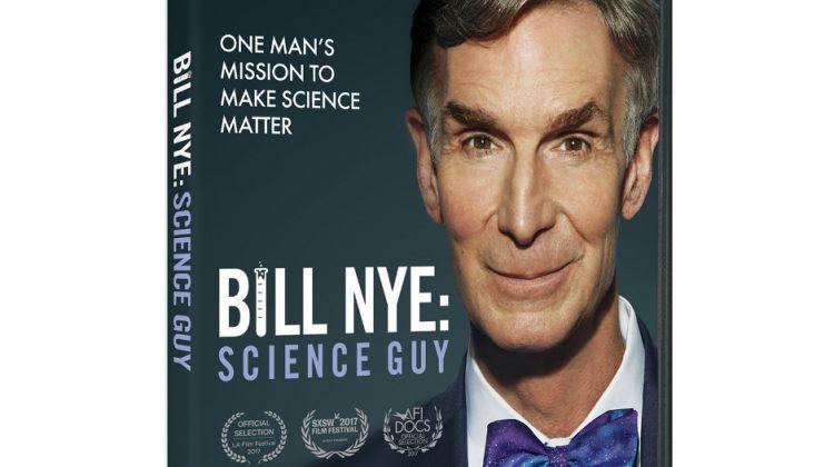 Giveaway – @PBS's Bill Nye: Science Guy DVD! Five Winners!