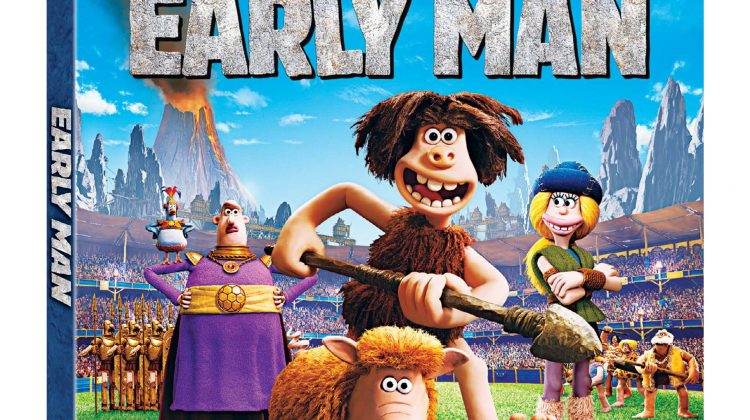From The Folks That Brought Us Wallace & Gromit! Early Man Activity Sheets! With Video! @earlymanmovie #EarlyMan
