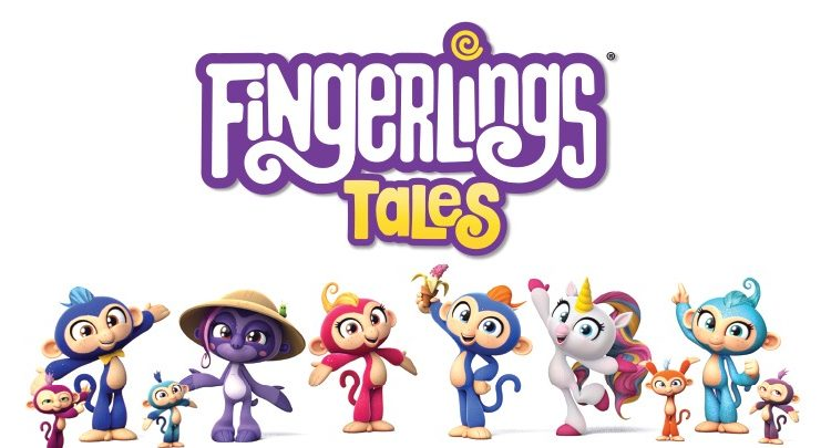 New Fingerlings Programs Launch this Friday, May 11th, on YouTube! #Fingerlings @WowWeeWorld