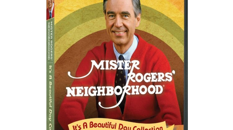 Giveaway – @PBS's Mister Rogers Neighborhood: It's A Beautiful Day Collection DVD! Five Winners!