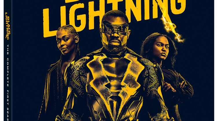 Black Lightning: The Complete First Season – Own on Blu-ray and DVD 6/26! #Ad #BlackLightning @blacklightning