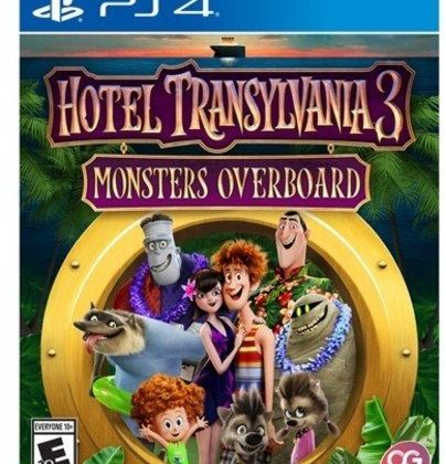 "Giveaway – ""Hotel Transylvania 3: Monsters Overboard"" Video Game For Sony's PS4! @HotelT #HotelT3 @Playstation"