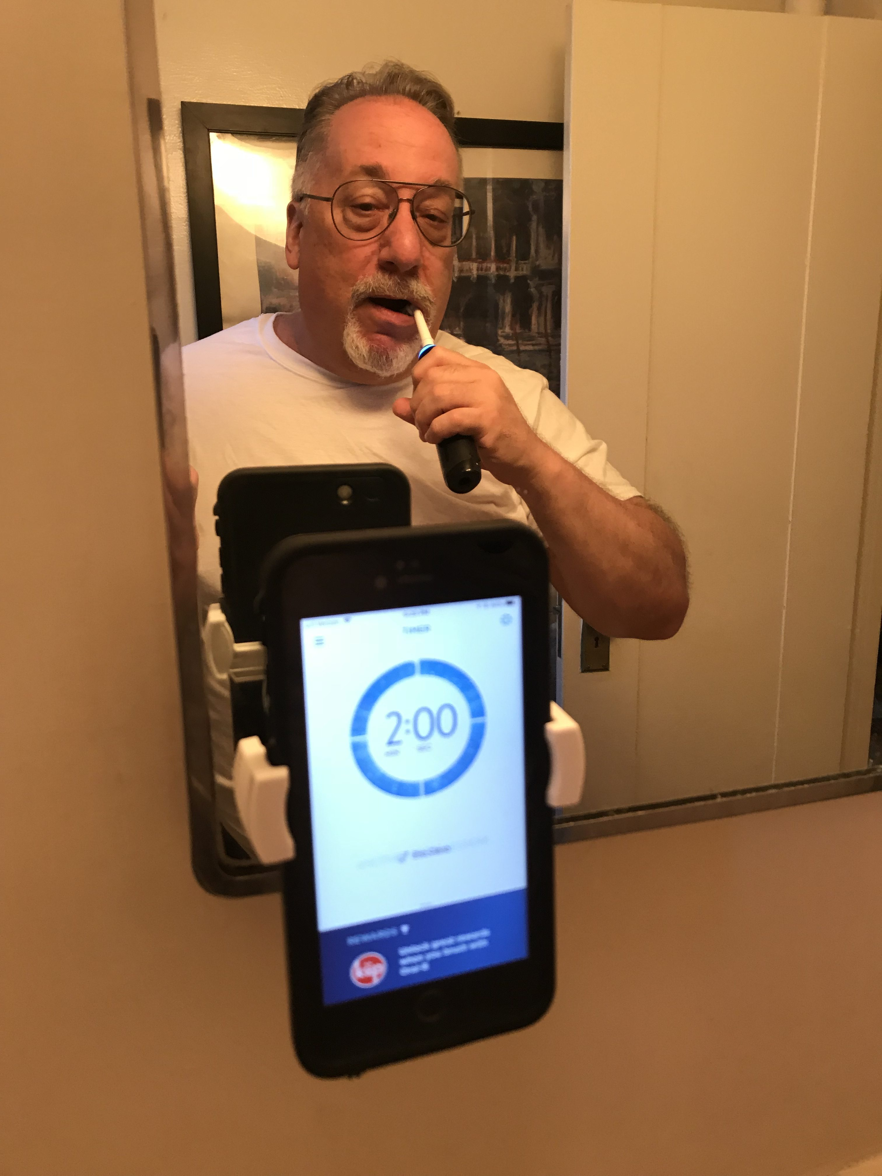 Oral B Genius 8000 Amazon S Deal Of The Day For Father S Day And My Best Toothbrush Ad