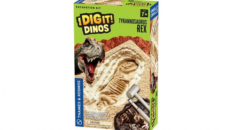 Giveaway – T. Rex Excavation Kit from Thames & Kosmos! #Dinosaurs @ThamesAndKosmos