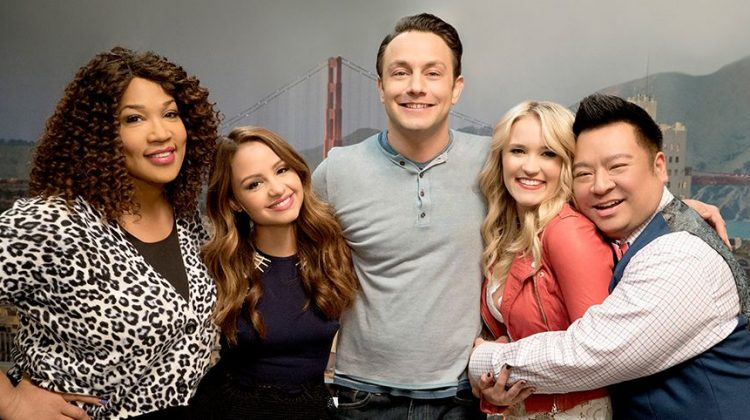 Young & Hungry On @FreeformTV! Last Season Starts June 20th w/2 Episode Season Premiere! #YoungandHungry @EmilyOsment @aimeecarrero @sadowski23 @RexLee_ @Holdenmeister @YoungandHungry