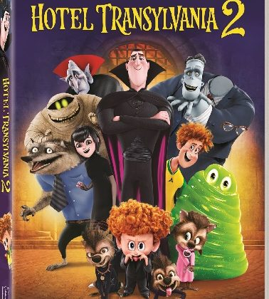 Giveaway – Hotel Transylvania 1 & 2 on DVD! To Celebrate The Opening of Hotel Transylvania 3: Summer Vacation! @HotelT #HotelT3 #Ad