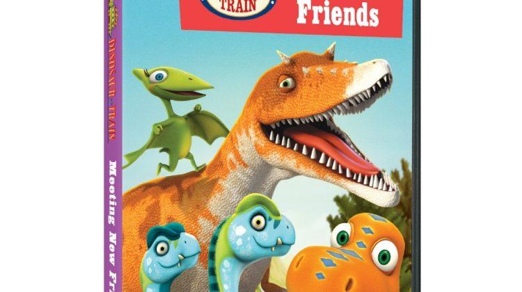 Giveaway – @PBSKids Dinosaur Train: Meeting New Friends DVD! Five Winners!