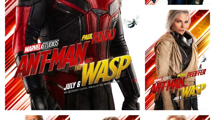 ANT-MAN AND THE WASP Opens In Theaters On July 6th & It Is Fantastic! #AntManandWasp @MarvelStudios @Antman #Marvel @Marvel #ad
