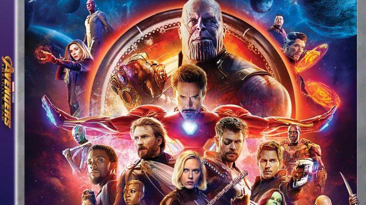 Own Avengers: Infinity War – on Digital July 31 & Blu-ray on August 14! #ChristopherRobinEvent #RalphBreakstheInternetevent #INFINITYWARBLURAY #DisneyPartner