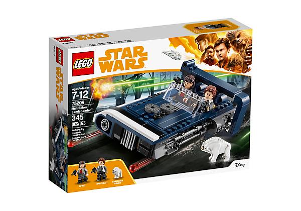 "Giveaway – LEGO Star Wars™ Han Solo's Landspeeder™ To Celebrate ""Solo: A Star Wars Story's"" Release! #HanSolo @StarWars #StarWars"