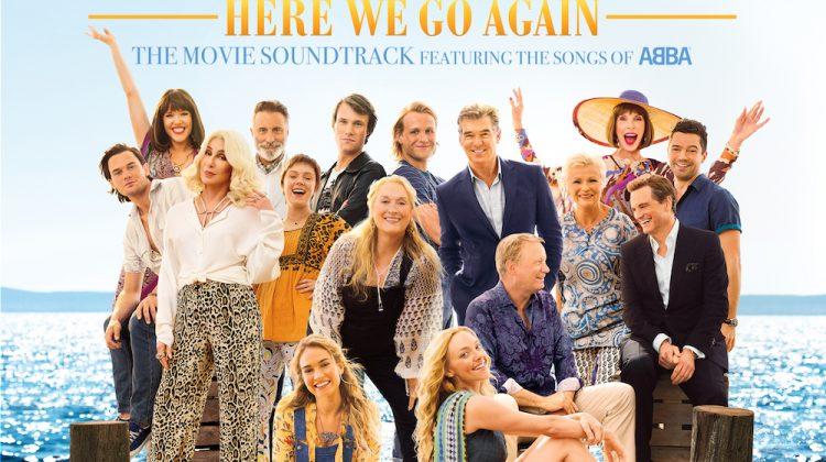 "Giveaway – 3 ""Mamma Mia! Here We Go Again"" Movie Soundtracks & Prize Packs! @MammaMiaMovie #MammaMiaMovie"