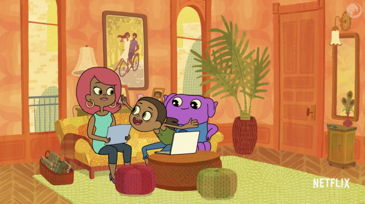 DreamWorks Home: Adventures with Tip & Oh Premieres on @Netflix tomorrow Friday, July 20th!