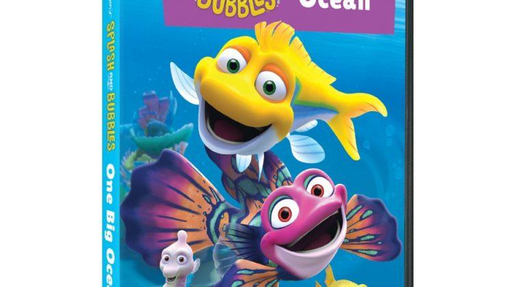 Giveaway – @PBSKids Splash and Bubbles: One Big Ocean DVD! Five Winners!