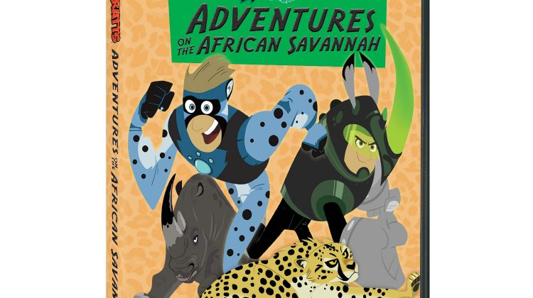 Giveaway – @PBSKids Wild Kratts: Adventures on the African Savannah DVD! Five Winners!