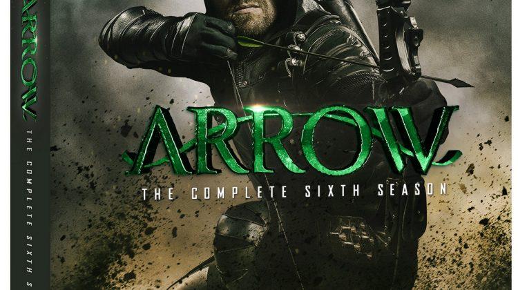 Arrow: The Complete Sixth Season Blu-ray/DVD Out Tuesday, August 14! @CW_Arrow #Ad