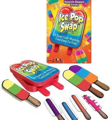 Giveaway – Ice Pop Swap & SmartGames IQ XOXO! #SweetSuite18 @TheToyInsider