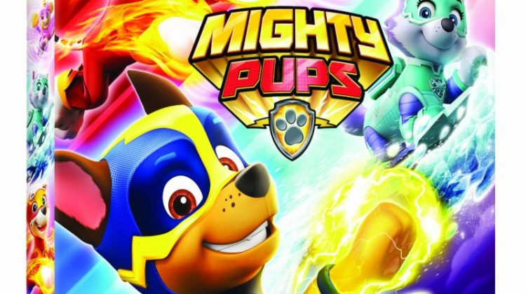 Giveaway – @NickelodeonDVD's PAW Patrol: Mighty Pups DVD! Available on DVD Exclusively at Walmart on September 11, 2018 Ahead of its TV Debut!