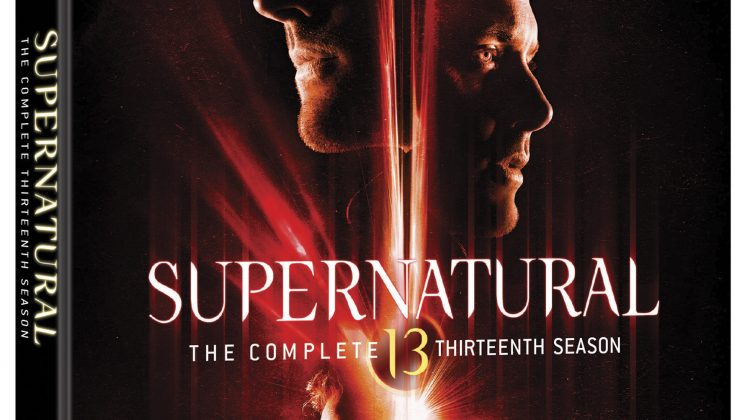 Supernatural Season Lucky 13 on Blu-ray September 4th! @cw_spn #Supernatural