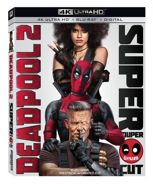 Own Deadpool 2 Now! #Ad @deadpoolmovie #Deadpool #Colossus #Deadpool2