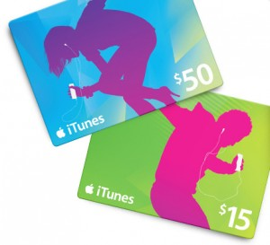 Giveaway – $10 iTunes Gift Card for Back to School!