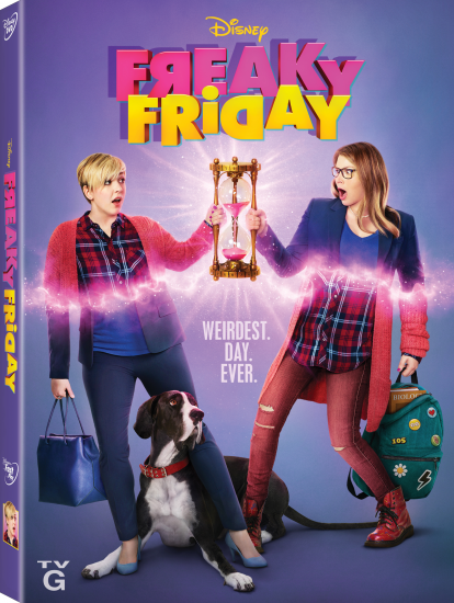 Double Giveaway - Freaky Friday: A New Musical on Disney DVD September 25th! @DisneyChannel
