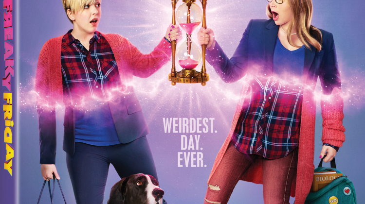 Double Giveaway – Freaky Friday: A New Musical on Disney DVD September 25th! @DisneyChannel @DisneyChannelPR