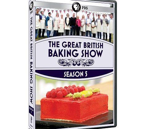 The Great British Baking Show, Season Five DVD is Fabulous! #TheGreatBritishBakingShow @PBS #Ad