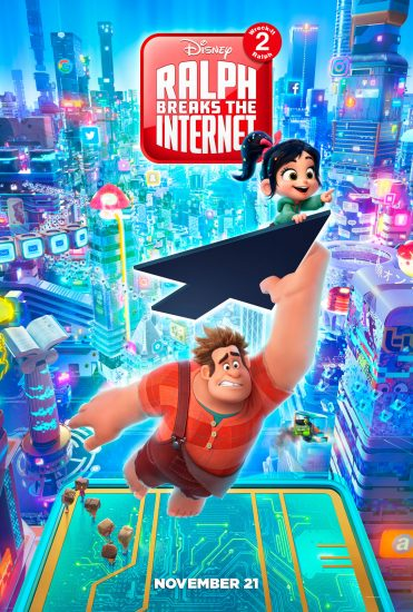 """Ralph Breaks The Internet: Wreck-It Ralph"" Opens This Month! #RalphBreaksTheInternetEvent"
