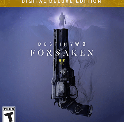 """""""Destiny 2: Forsaken,"""" The New Addition To The Destiny Video Game Franchise, is Paul's #1 Game! @DestinyTheGame @Bungie @Activision #Ad"""