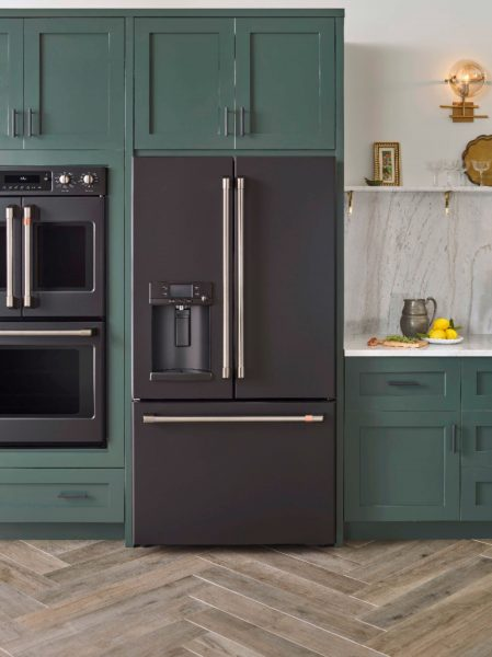 The Café Matte Collection by GE From Best Buy = A More Beautiful Kitchen