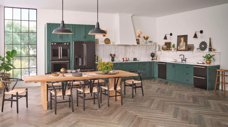 The Café Matte Collection by GE From @BestBuy = A More Beautiful Kitchen! #distinctbydesign @cafeappliances #ad