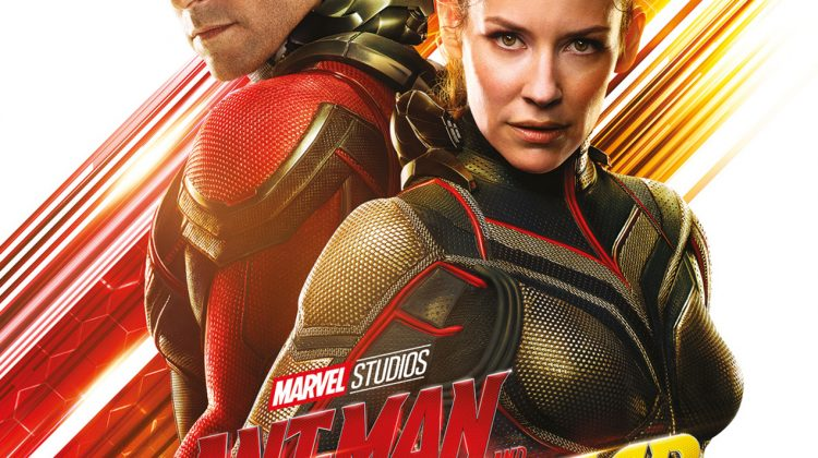 """Marvel Studios' """"Ant-Man and The Wasp,"""" Own The Blu-ray October 16! #AntManandWasp #Ad @AntMan #AntMan @Marvel #Marvel"""
