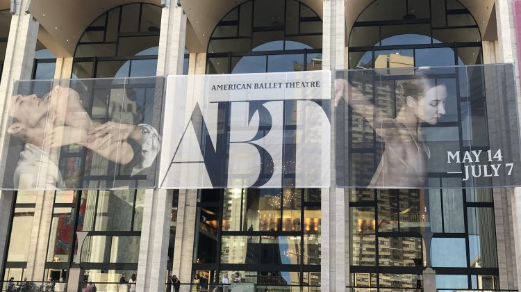Metropolitan Opera House/ ABT w/Linky! @ABTBallet