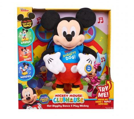 "Disney Junior's ""Hot Diggity Dance and Play Mickey"" Is Mine! @JustPlayToys #MickeyMouse #Disney @Disney #Ad"